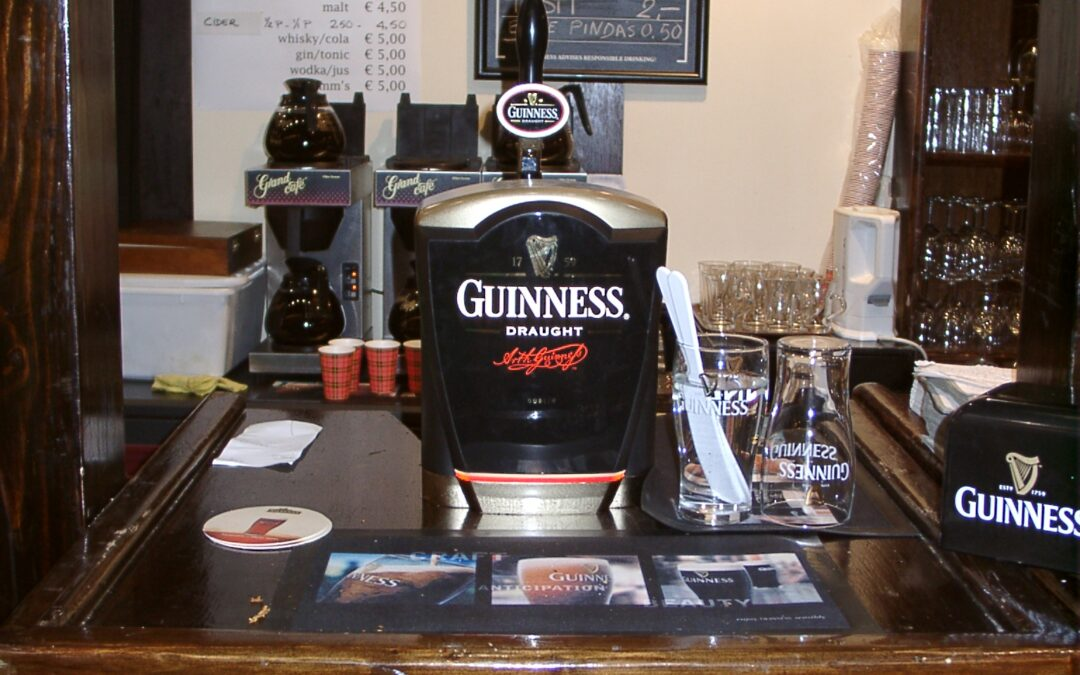 guiness tap