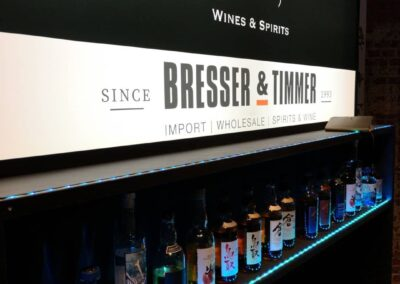 Perfect Serve Amsterdam voor Bresser & Timmer